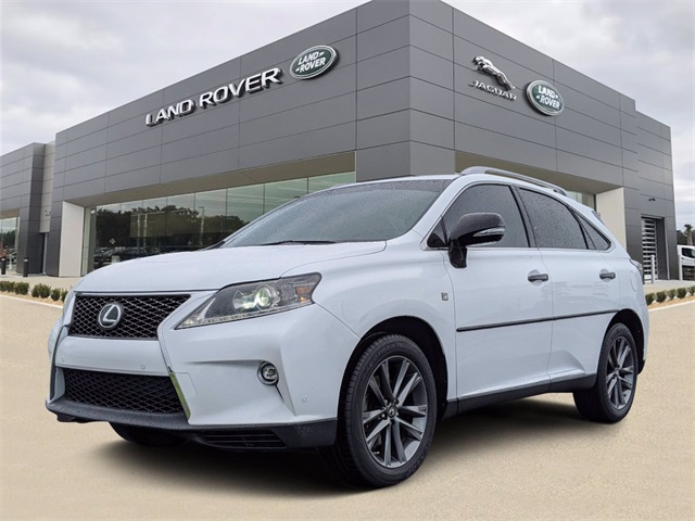 Pre-Owned 2015 Lexus RX 350 F Sport