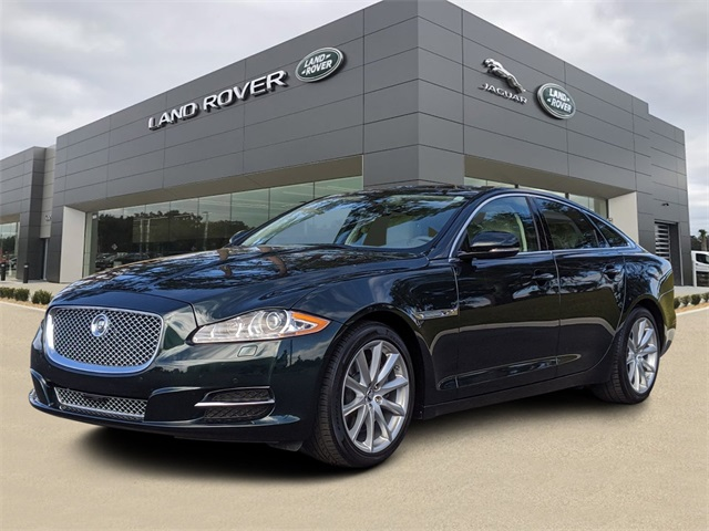 Pre-Owned 2011 Jaguar XJ Base