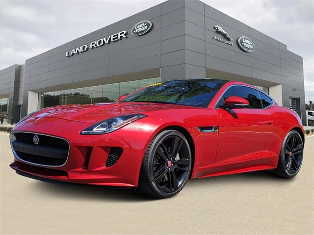 Pre-Owned 2017 Jaguar F-TYPE Premium