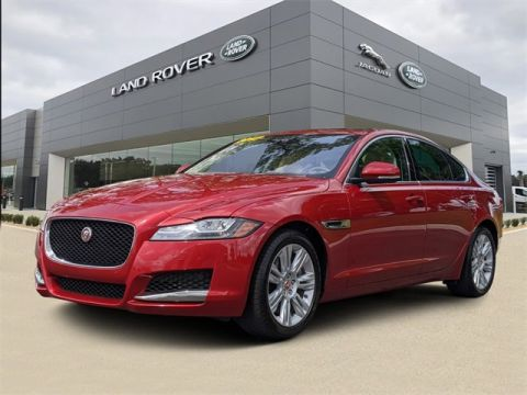 Certified Pre-Owned 2017 Jaguar XF Premium